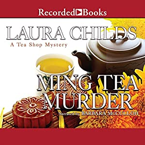 Ming Tea Murder Audiobook