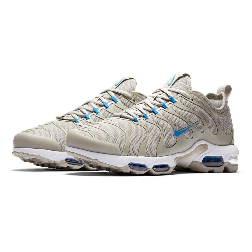 b9a8351d20 Amazon.com | Nike Air Max Plus Tn Ultra Mens Running Trainers 898015  Sneakers Shoes (UK 6 US 7 EU 40, White Photo Blue Pale Grey 100) | Running
