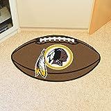 "Washington Redskins NFL Football"" Floor Mat (22""x35"")"""