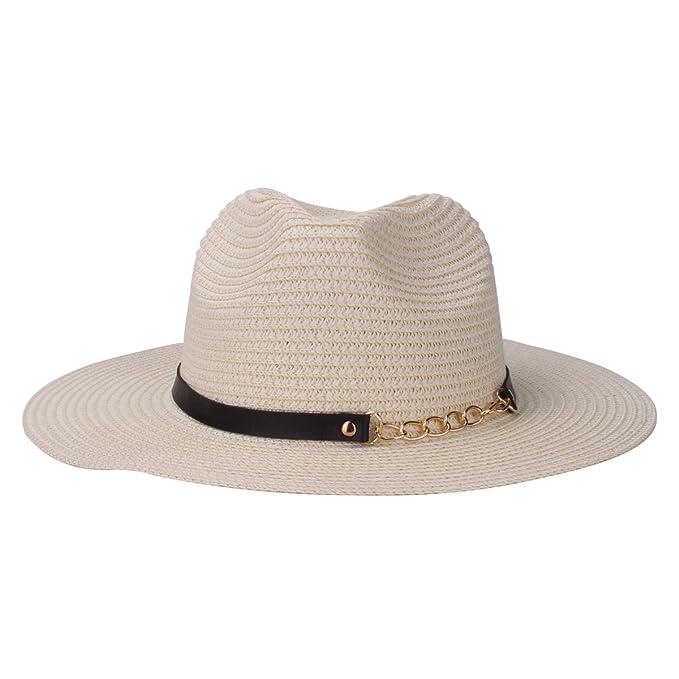 Cappello da sole floscio di paglia 66d09a067a42