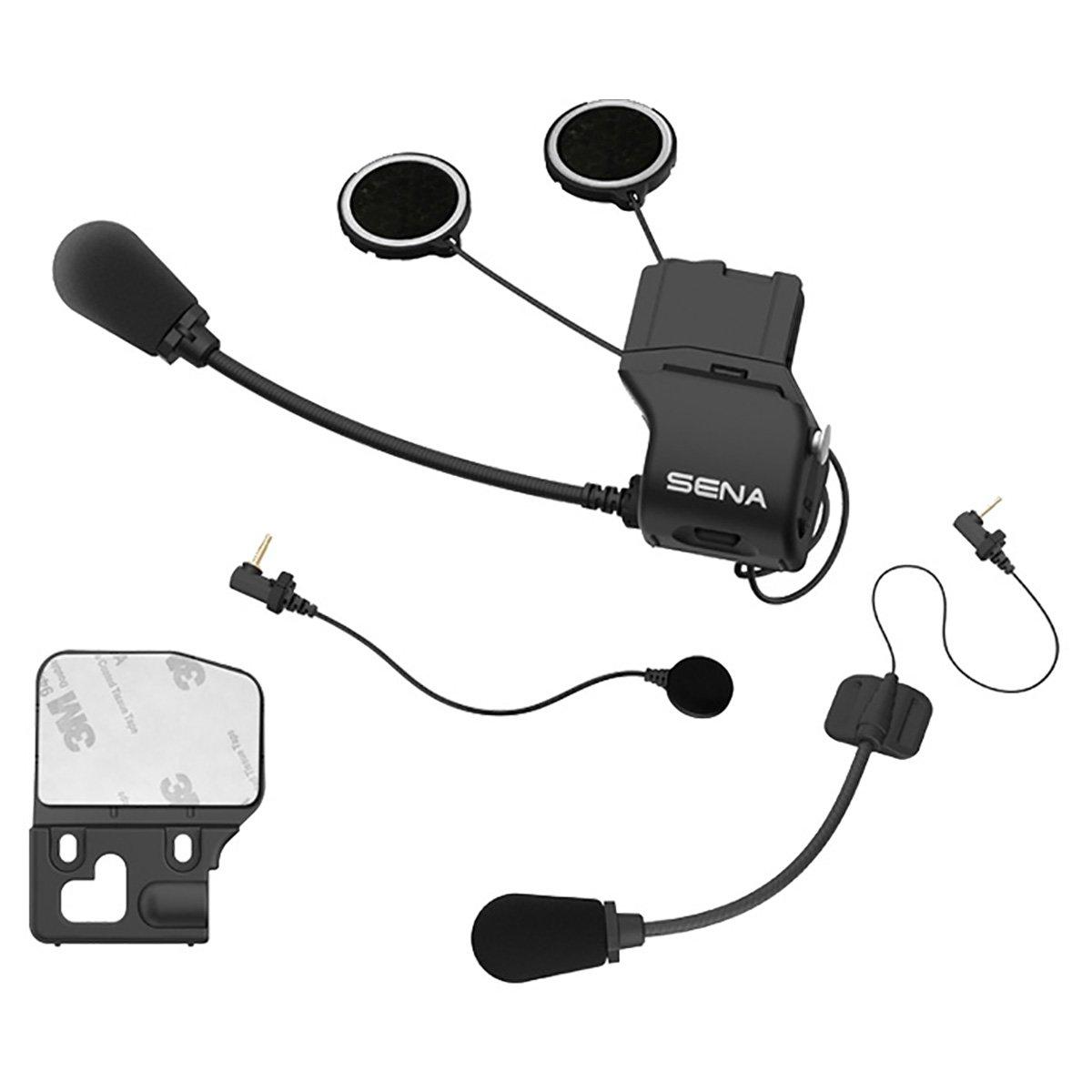 Sena 20S Universal Helmet Clamp Kit with Microphones