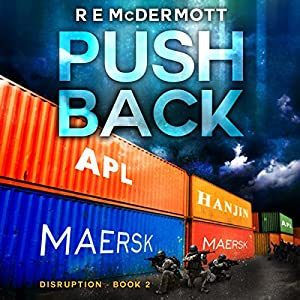 Push Back Audiobook