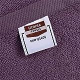 Utopia Towels Premium Plum Hand Towels