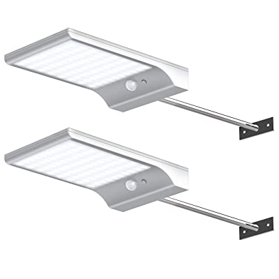 InnoGear Solar Gutter Lights Wall Sconces