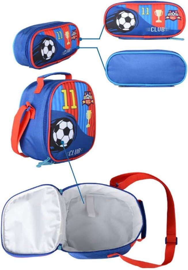 HWX Kids Boys Travel Outdoor Fun School Trolley Bag Color : A, Size : 37cm28cm17cm