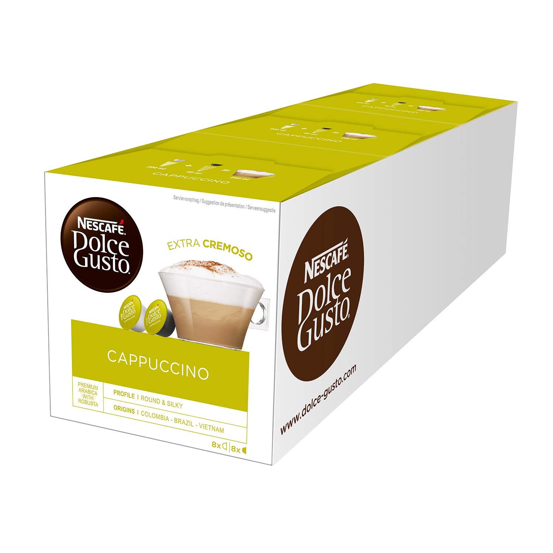 Nescafe Dolce Gusto Cappuccino 8 per pack