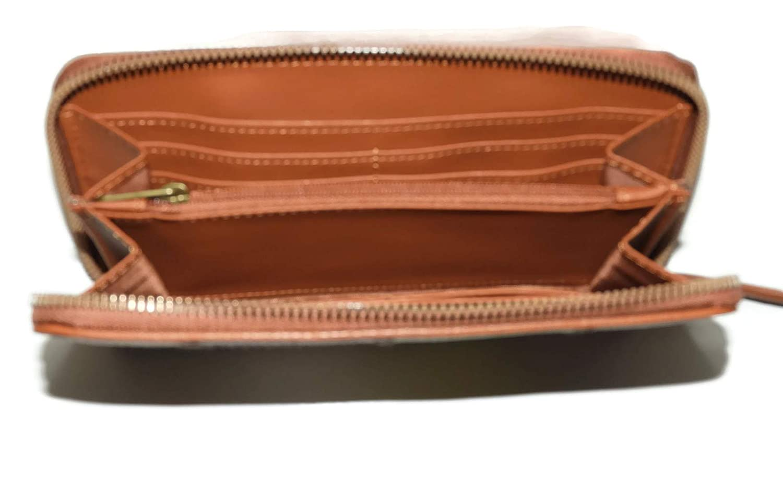 0eed07c87b6e Amazon.com: KOOBA Mylti Color Patch Z/A Zip Wristlet Wallet: Shoes