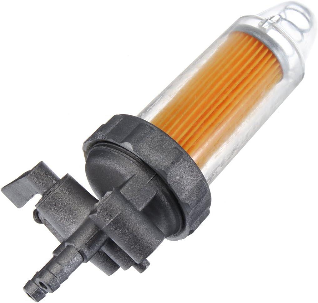 Viviance ZHVIVY Conjunto de la v/álvula de Cierre del Filtro de Combustible para el generador Diesel Kipor Kama ETQ DuroPower
