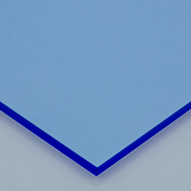 400mm x 400mm x 3mm, gelb fluoreszierend in-outdoorshop Plexiglas/® Zuschnitt Acrylglas Platte in unterschiedlichen Farben