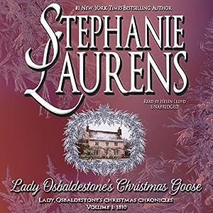 Lady Osbaldestone's Christmas Goose Audiobook