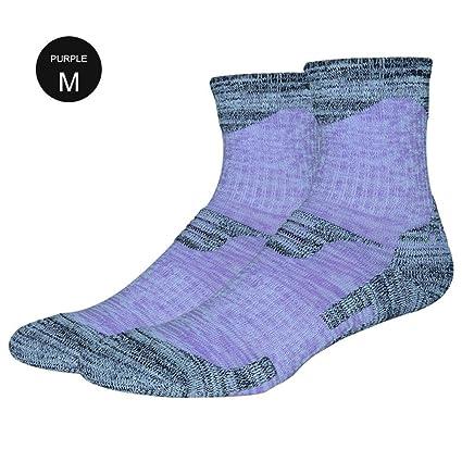 Calcetines deportivos Calcetines para atletas Calcetines para correr Calcetines de invierno de algodón ligero, de