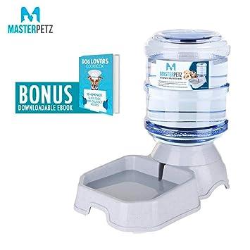 Amazon.com: AutoPet cuenco de agua | Excelente solución de ...