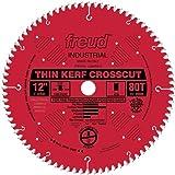 """Freud 12"""" x 80T Thin Kerf Fine Finish Crosscut Blade (LU88R012)"""
