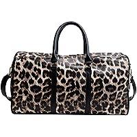 Leap-G - Borsone sportivo da viaggio, per uomini e donne, impermeabile, pieghevole, bagaglio a mano, borsa da viaggio, borsa sportiva