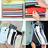 Clothes Organizer, Creative Practical 10 Layers Design Bedroom Closet Organizer Gifts for Women Girls Mom