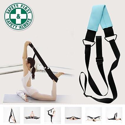 Correa Para Yoga y Pilates Cinturón de Yogas Correa ...