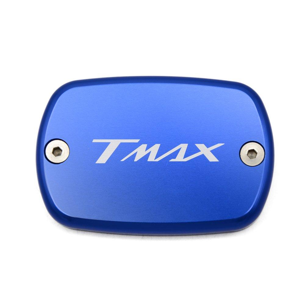 Tmax530 Tmax500 Moto Leva Freno a Mano Stazionamento Parking Lever per Yamaha T-MAX 530 2012 2013 2014 2015 2016 T-MAX 500 2008 2009 2010 2011 Blu