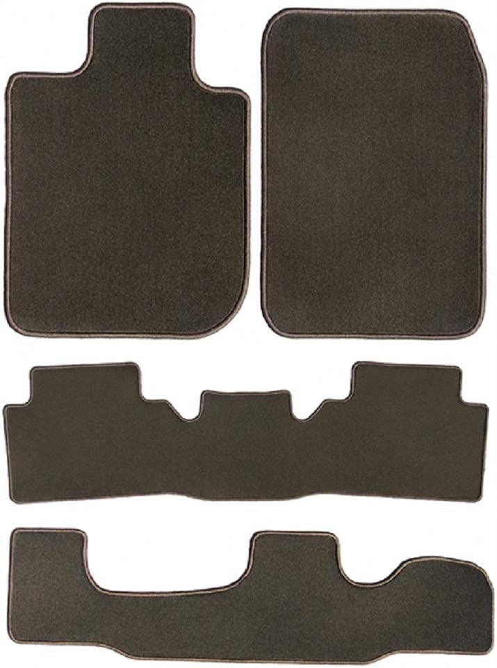 GGBAILEY Beige Loop Driver /& Passenger Floor Mats Custom-Fit for Lexus LX 570   2008-2012