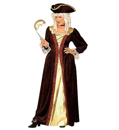 Amazon.com: Ladies Venetian Noblewoman Costume Small Uk 8-10 ...