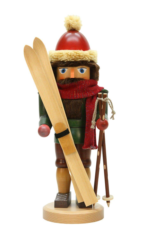 Alexandor Taron Home Decor Christian Ulbricht Skier Nutcracker