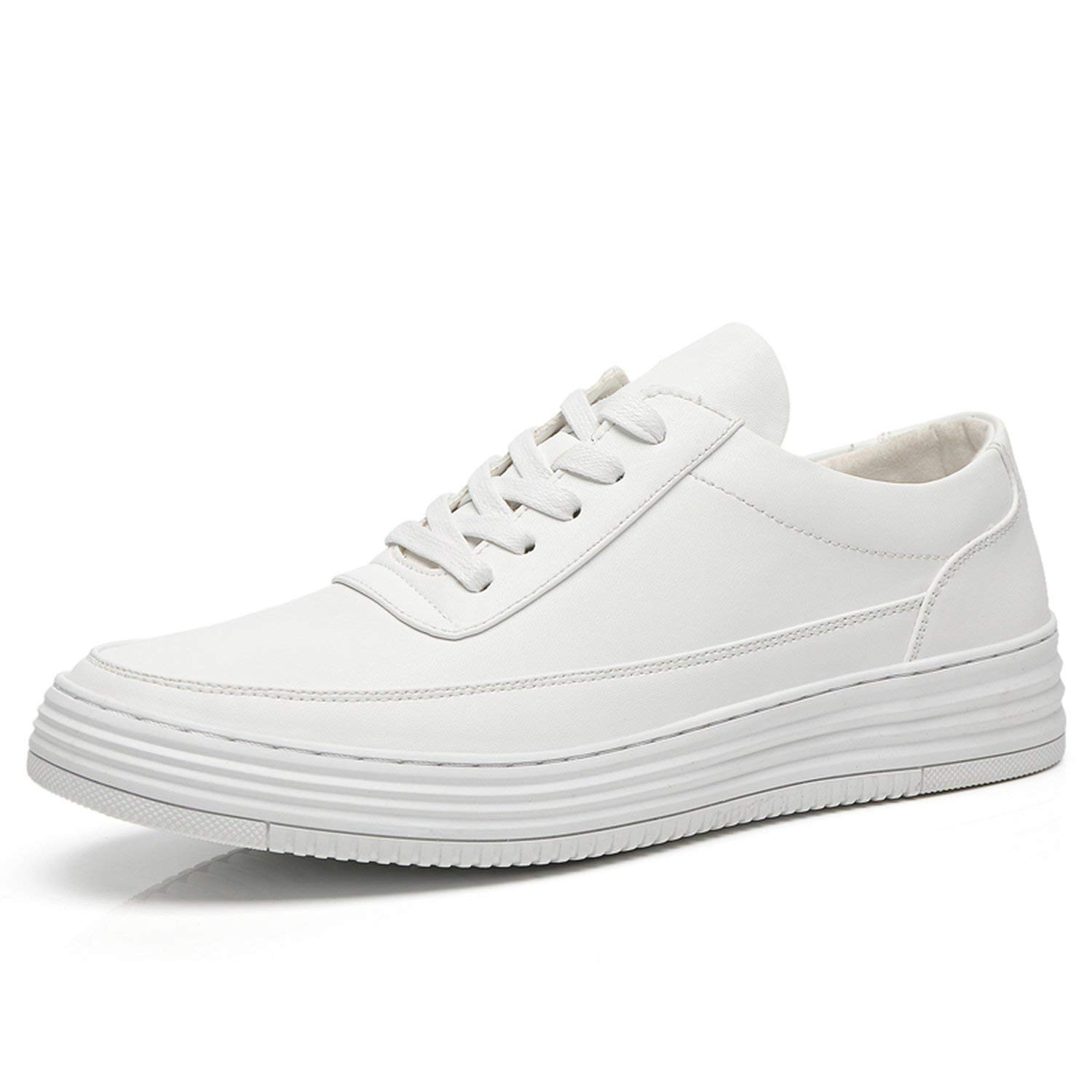 19161 2019 Summer Men's shoes Comfortable Small White shoes Personality Joker Sports shoes Casual Sneakers