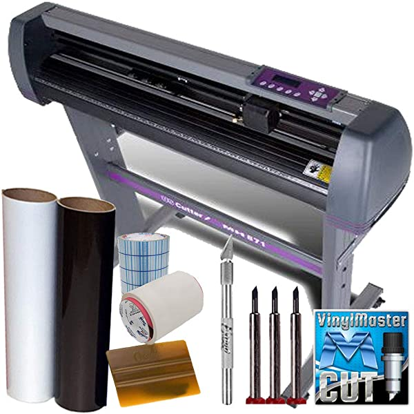 USCutter MH 871 Vinyl Cutter 34in Bundle