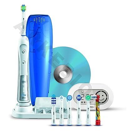 """Oral B® Triumph 5000 TRIZONE – edición limitada """"White Box"""" Cepillo de  dientes f95959054953"""