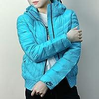 Nike/耐克 女装 保暖休闲服夹克短款羽绒服651591-010