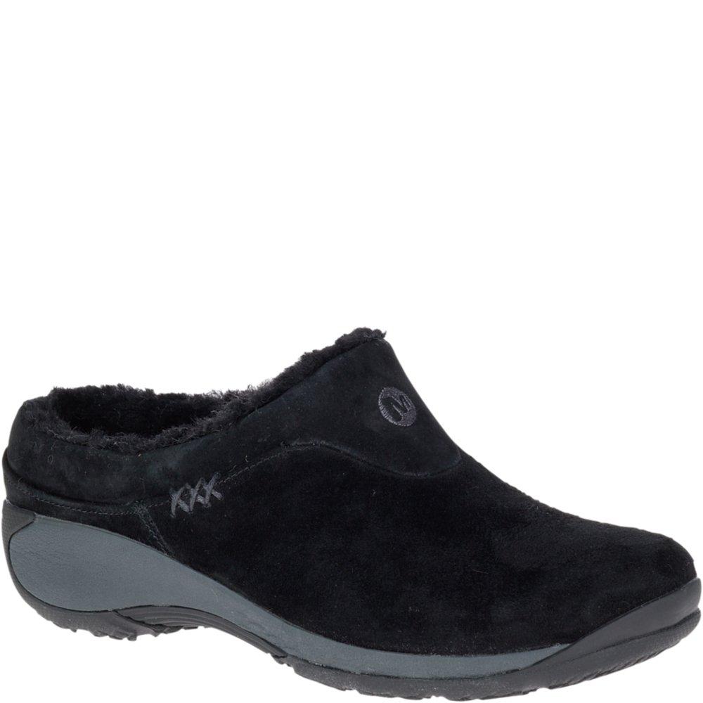Merrell Women's Encore Q2 Ice Fashion Sneaker, Black, 6.5 M US