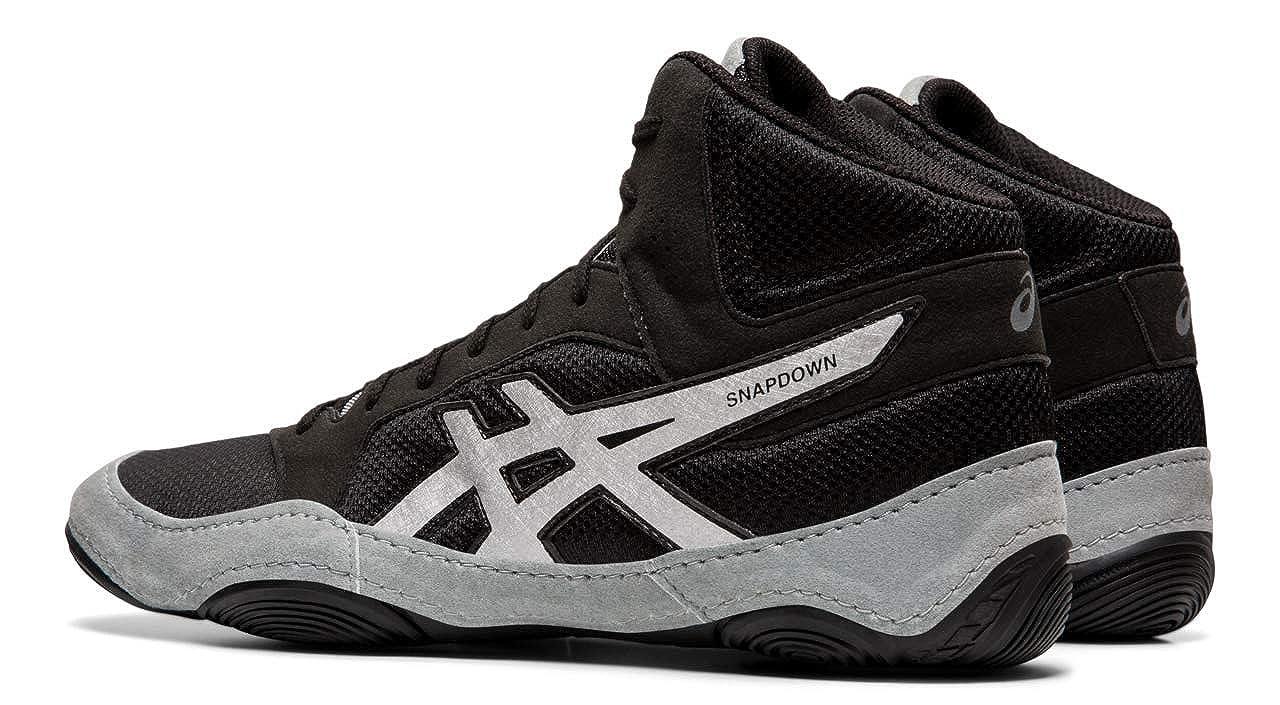 1dc85e02 ASICS Unisex Snapdown 2 Wrestling Shoes