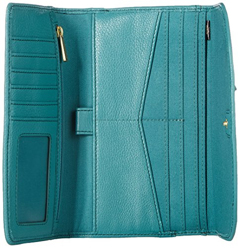 Green Sophia Wallet Teal Crossbody Fossil 6AcwqCFPw