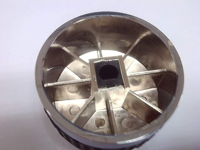 4/pezzi manopola 8/mm asta valvola gas grill parti di ricambio per barbecue forno manopola Hardware manopola macchina del fumo Lampblack manopole cucina manopola di controllo della temperatura