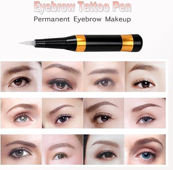 Anself – Maquillaje permanente - Máquina profesional para el ...