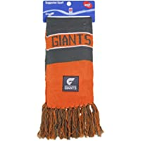 Greater Western Sydney GWS AFL Footy Giants Bar Scarf