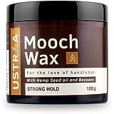 Ustraa Mooch Wax for men (Mooch wax Strong Hold)