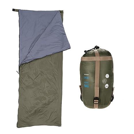 ec9af530d12c Amazon.com   Lixada Envelope Sleeping Bag Ultra-light Waterproof ...