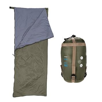 Amazon.com: Lixada 190 * 75 cm Envelope saco de dormir al ...