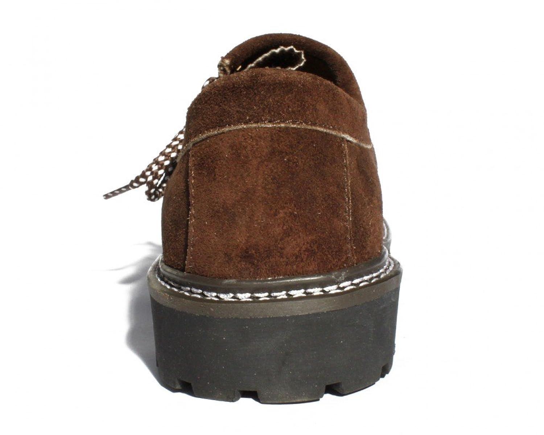shoperama - Zapatos con cordones Hombre , color Marrón, talla 43 EU