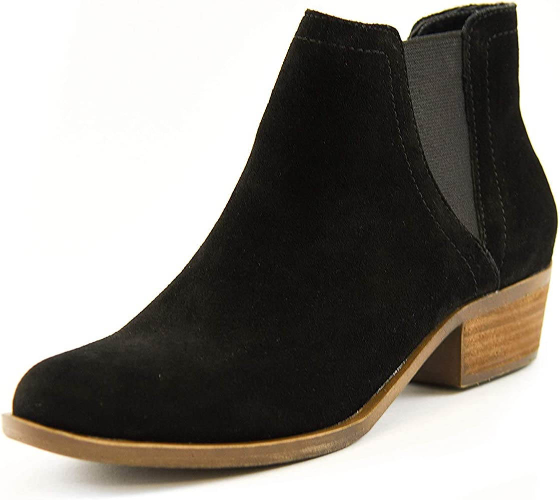 Fashion Casual Ankle Booties 6.5 Black