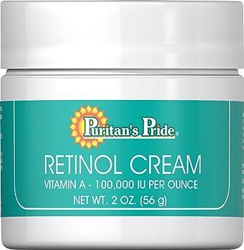 Amazon.com : Crema De Acido Retinoico - Potente Tratamiento Para El Acne, Las Manchas De La Edad Y Las Arrugas : Beauty