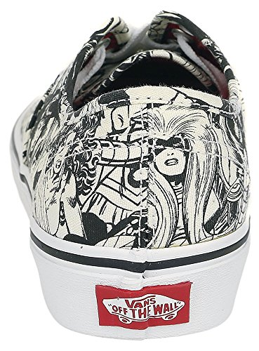 Vans Authentic Vans Marvel Marvel Women Women Women Authentic Marvel Multi Authentic Multi Multi Vans qT6wrqf