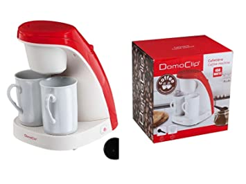 1 de tazas de café eléctrica con 2 Taza de cerámica (Oficina de máquina de