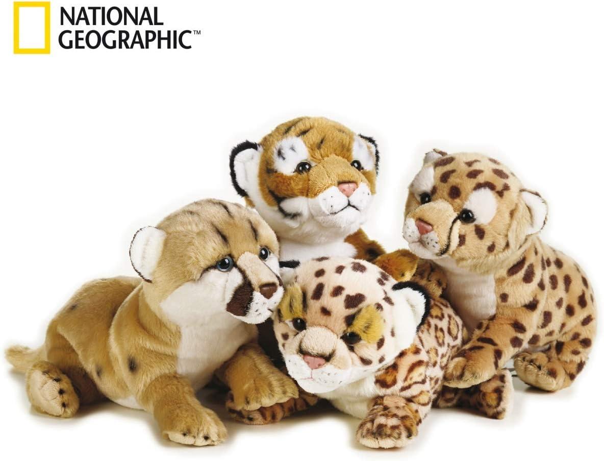 National Geographic Jaguar Plush Medium Size