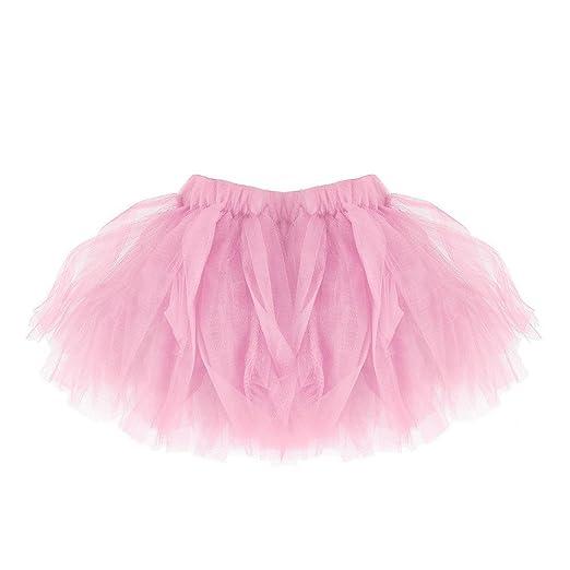 292cf5ceb Amazon.com: Clearance Sale,Girls and Women Pleated Tutu Skirts Tulle Ballet  Skirt Dancewear Dress Costumes Yamally (One Size, Pink (Girls)): Clothing