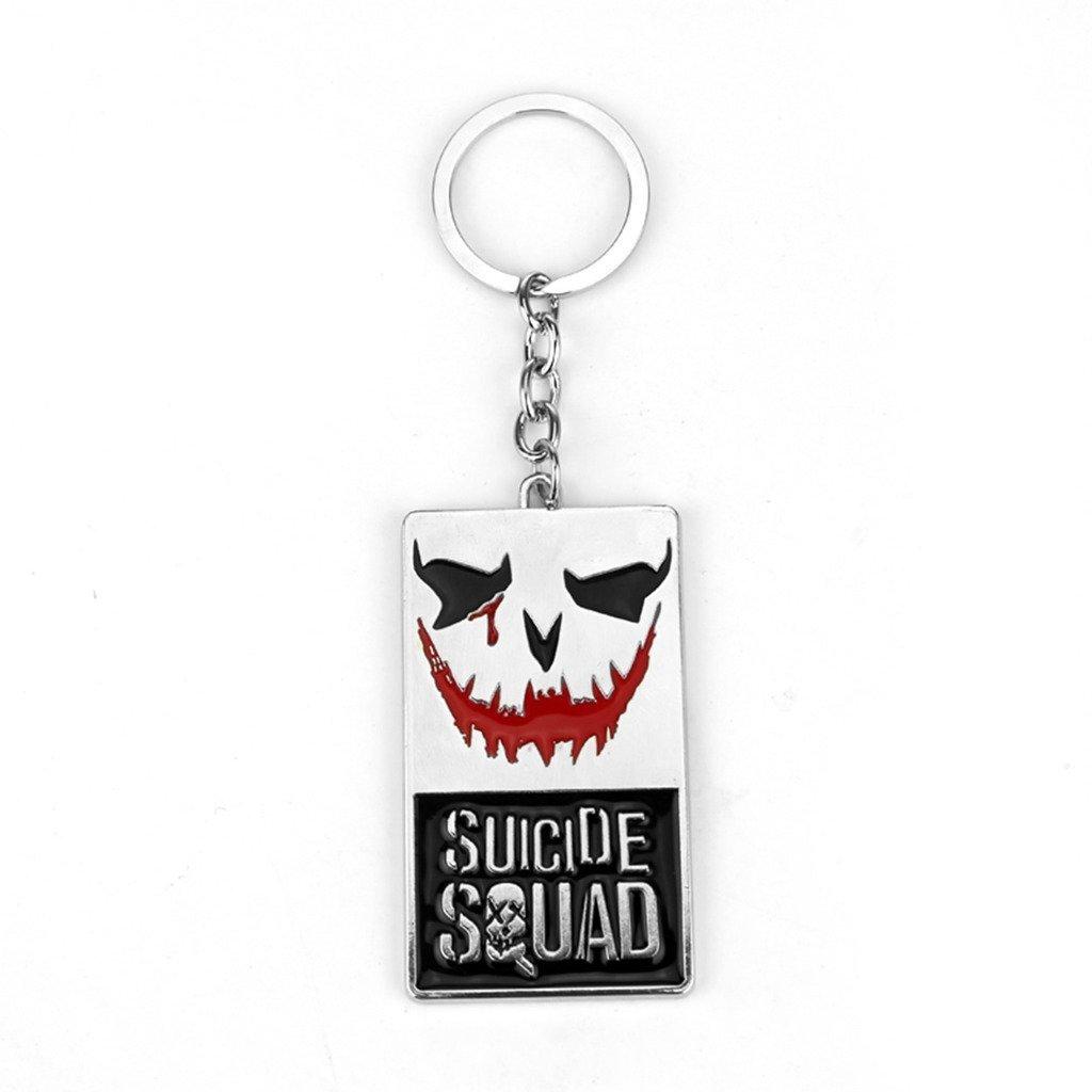 Suicide Squad Joker Llavero: Amazon.es: Juguetes y juegos
