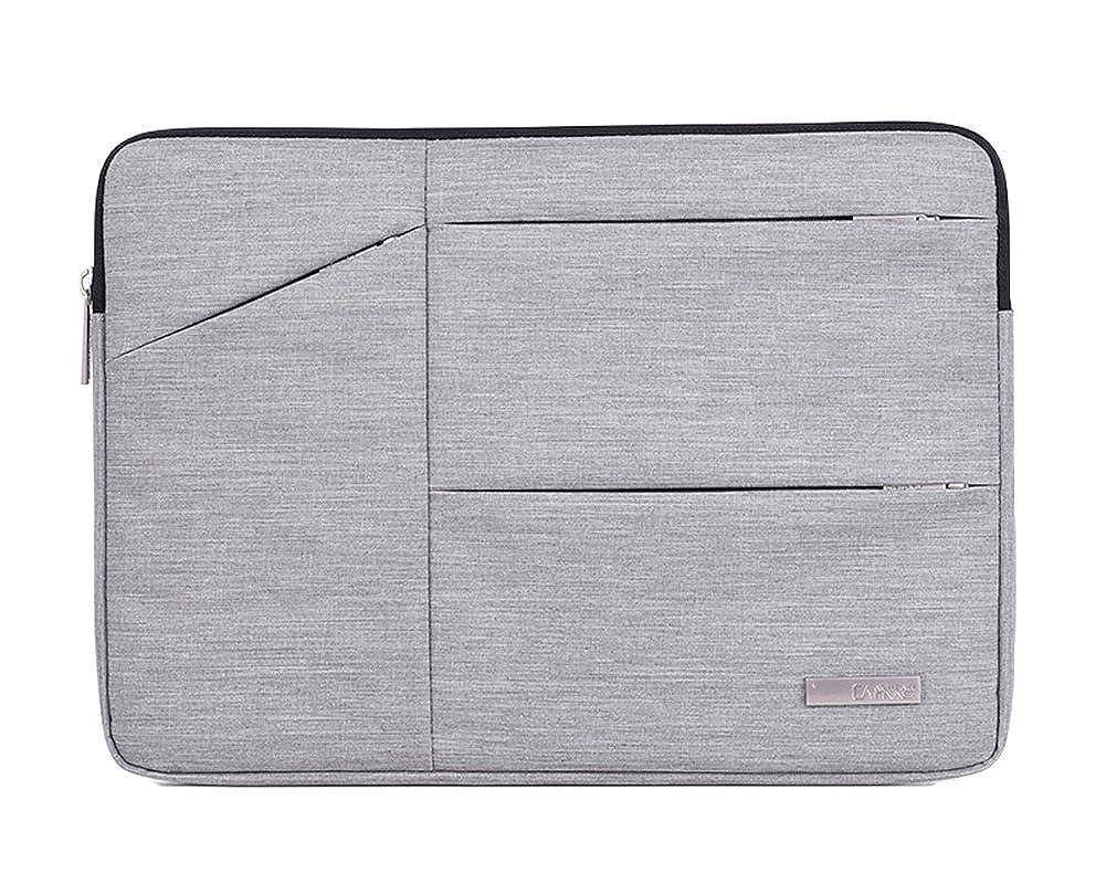 Notebooks ordinateurs portables jusqu'à Sac pochette fait de nylon résistant Avec des poches latérales Paquet d'ordinateur professionnel