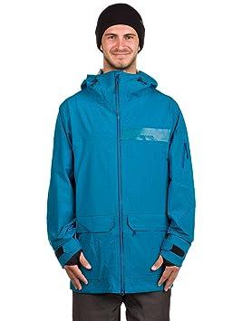 Armada Hombre Snowboard Chaqueta Renard, Color Azul, tamaño Large: Amazon.es: Deportes y aire libre