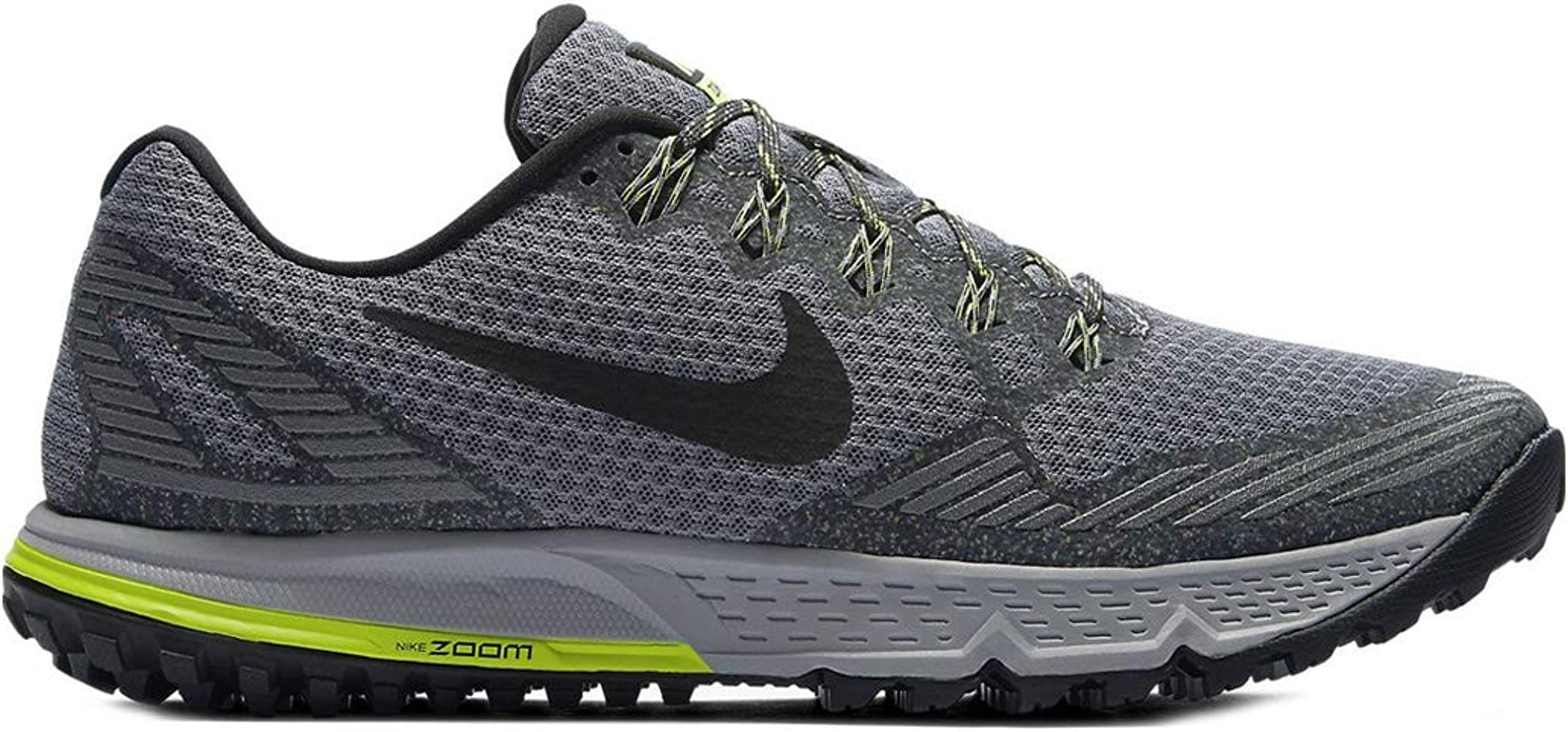 Nike Air Zoom Wildhorse 3, Zapatillas de Running para Hombre, Gris (Gris (Cool Grey/Blk-Anthrct-WLF Gry), 42.5 EU: Amazon.es: Zapatos y complementos