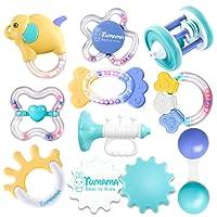 Tumama 10PCS sonagli giochi neonati giocattoli neonato