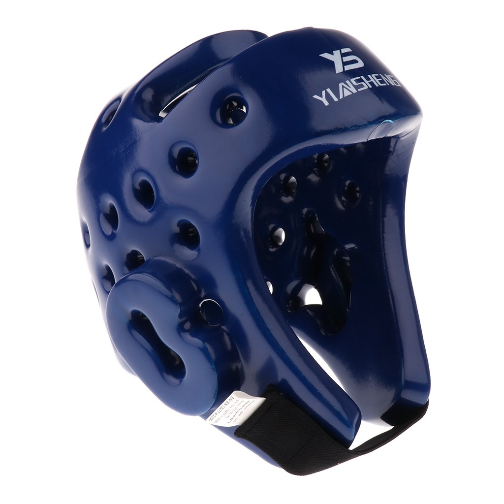 Various Sizes /& Colors Tachiuwa Professional Headguard Boxing MMA Head Guard Protector Fighting Sparring Headgear for Men//Women